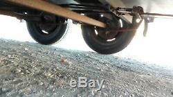 12ft Ifor Williams Double Essieu 3.5t Plant Trailer Lourds Pelle 3500 KG