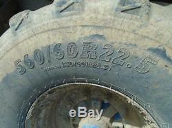 2016 Kane 20 Ton Remorque Dompeuse Double Essieu Hardox Corps Tracteur Remorque Ferme Champ