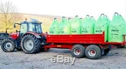 8t & 10t Remorques À Débouchage Latéral Drop, Remorque À Benne Basculante, Tracteur, Jcb, Pelleteuse, Mccauley, Jpm