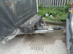 Afficher / Transport / Trader Remorque, Double Essieu, 3000 Kg, Amovible