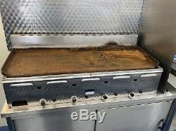 Bande-annonce Mobile Restauration / Burger Van Double Essieu De Rechange Ou Hot Potato Fryer
