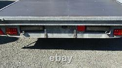 Bateson Twin Axle Remorque 14ft X 6ft 2inches