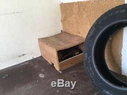 Bockmann Double Essieu Box Remorque
