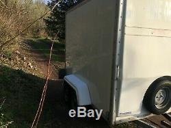 Boîte De Remorquage A Van 8x5 Double Essieu Indespension