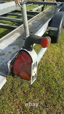 Brian James Minno Car Transporter Remorque Voiture