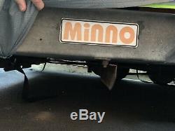 Brian James Minno Remorque Double Essieu 4 Roues Voiture Non Inclus 164cm X 330cm