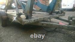 Brian James Minno Twin Axle Voiture Transport Remorque