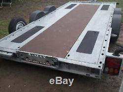 Brian James Remorque Transporteur De Voitures Un Propriétaire Twin Axle Can Livrer
