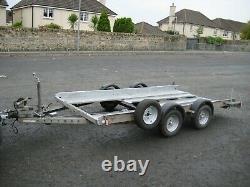 Brian James Twin Axle Club Style Car Transport/ Remorque En Excellent État