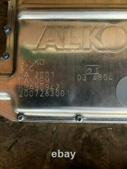 Caravan Alko Atc Trailer Control Complete Kit Twin Essieu 2000-2500 KG