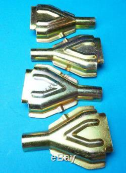 Double Essieu 200x50 Knott Remorque Kit Service & Chaussures De Frein Pour Lm105g Ifor Williams