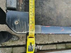 Double Essieu Aluminium Bodied Ridelles Remorque