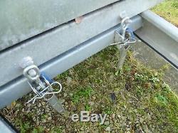 Double Essieu Cage Remorque 10 X 5 Pi Avec Whinch