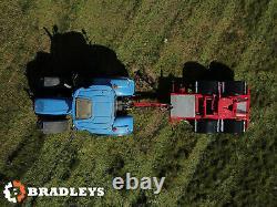 Double Essieu Cinquième Roue Remorque Dolly Pour La 5e Spec Commerciale Camion Arctique Roue