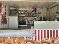 Double Essieu Donut Remorque / Business All Equipment & Stock Prêt Pour Commencer À Négocier