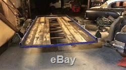 Double Remorque Porte-voiture Essieu 14ft Bed