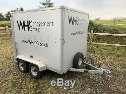 Essieu Twin Box Remorque Rampe. Moto Quad Remorque
