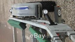 Grande Ourse 3 Double Axle Remorque À Bateau