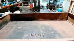 Hi-ligne Multi-tip Twin Twin Hydraulic Hydraulic Remorque Indespension Benne 2600kg