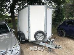 Ifor Williams Bv856 Double Axle Box Remorque