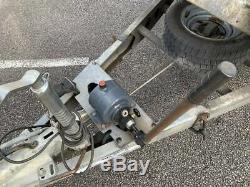 Ifor Williams Ct166g Tilt Lit Remorque Double Essieux