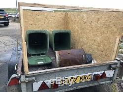 Ifor Williams Double Axle Trailer Blackpool