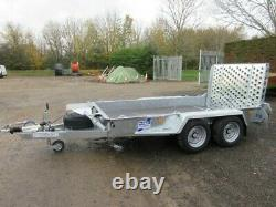 Ifor Williams Gh1054 Twin Axle Plant Trailer Brand New No Vat