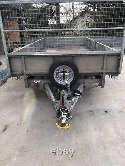 Ifor Williams Lm146g Twin Axle Trailer 3500kg Année 2014