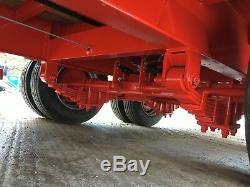 Nouvelle Remorque Bas Chargeur Mccauley 19tonne Twin Axle 21ft, Tracteur, Pelle, Jcb