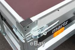 Nouvelle Voiture Remorque Deux Essieux 263x125cm Sans Frein 8.8x4.2ft 750 KG