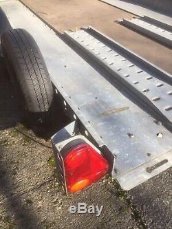 Prg Sport Car Transporter Remorque Double Essieu
