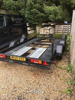 Remorque Avonride 3000kg Twin Axle