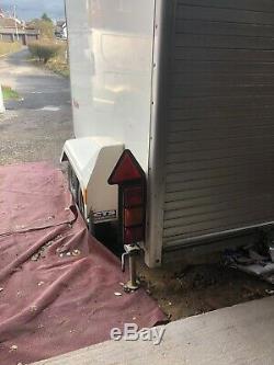 Remorque Boîte D'essieu Double Occasion