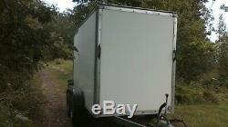 Remorque Box Remorque Double Axe 8x4 Rem