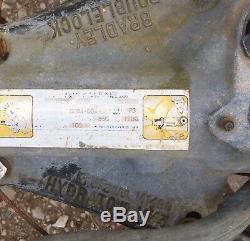 Remorque Coffre À Deux Axes 8 X 5