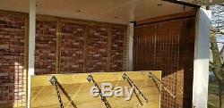 Remorque D'exposition Remorque American King Entièrement Aménagée Pour La Vente Au Détail £ 5500 O. N. O