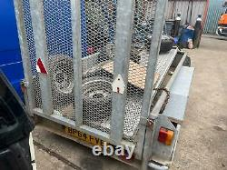 Remorque D'usine Twin Axle De Lynton 2,5 Tonnes
