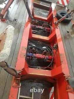 Remorque De Bateau, Voilier À Faible Charge, Remorque De Semi-bateau Remorque De Yacht Axle Twin