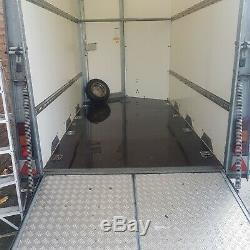 Remorque Double Essieu Ifor Williams Bv106g, Prix De 3500kg £ 3000.00 + Tva