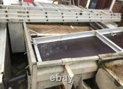 Remorque Graham Edwards 3500kg Essieu Jumeau 3 Ton Digger Trailer/ Car Transporter