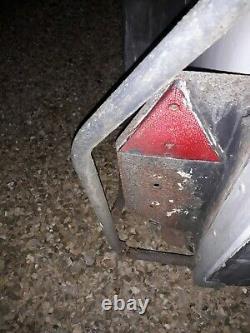 Remorque Jumelle De Boîte D'essieu