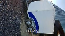 Remorque Jumelle De Boîte D'essieu De Van