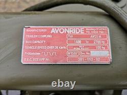 Remorque Transporteur De Voiture À Essieu Jumeau 2700kg Brian James 3500lb Winch 16ft Lit