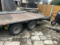 Remorque Twin Axle Car 2500 KG