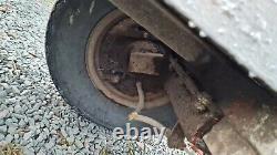 Remorque Twin Axle Transporteur, Kit Voiture, Tondeuse, Digger, Voiture De Go, Moto