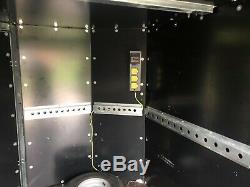 Tickners Trailers Remorque Box X 8 Pi 5 Pi Double Essieu