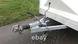 Twin Axle Manford Box Remorque