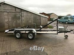 Véhicule 4x4 Hors Remorque Transport De Voiture Roader Double Essieu